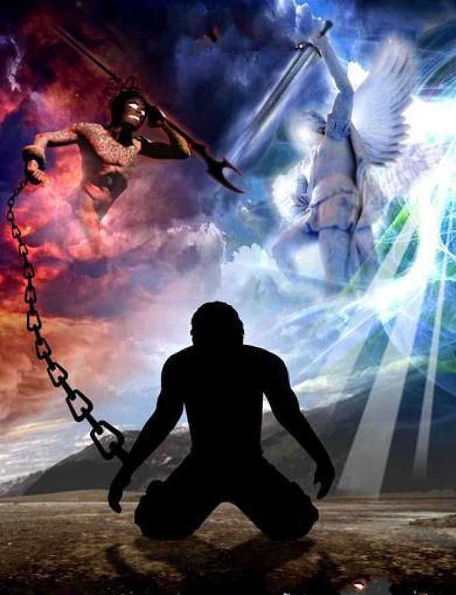 Risultati immagini per battaglia spirituale cristiana