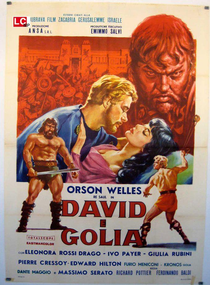 David e golia film cristiani evangelici