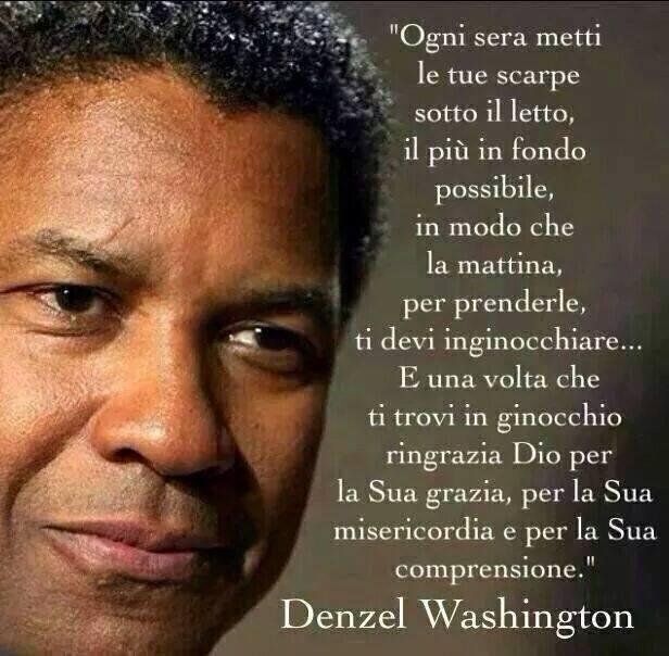 spesso Denzel Washington | CRISTIANI EVANGELICI IP97