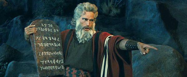 I veri 10 comandamenti cristiani evangelici - Tavole dei dieci comandamenti ...